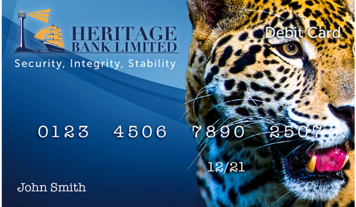 Heritage ATM Card is now a Debit Card